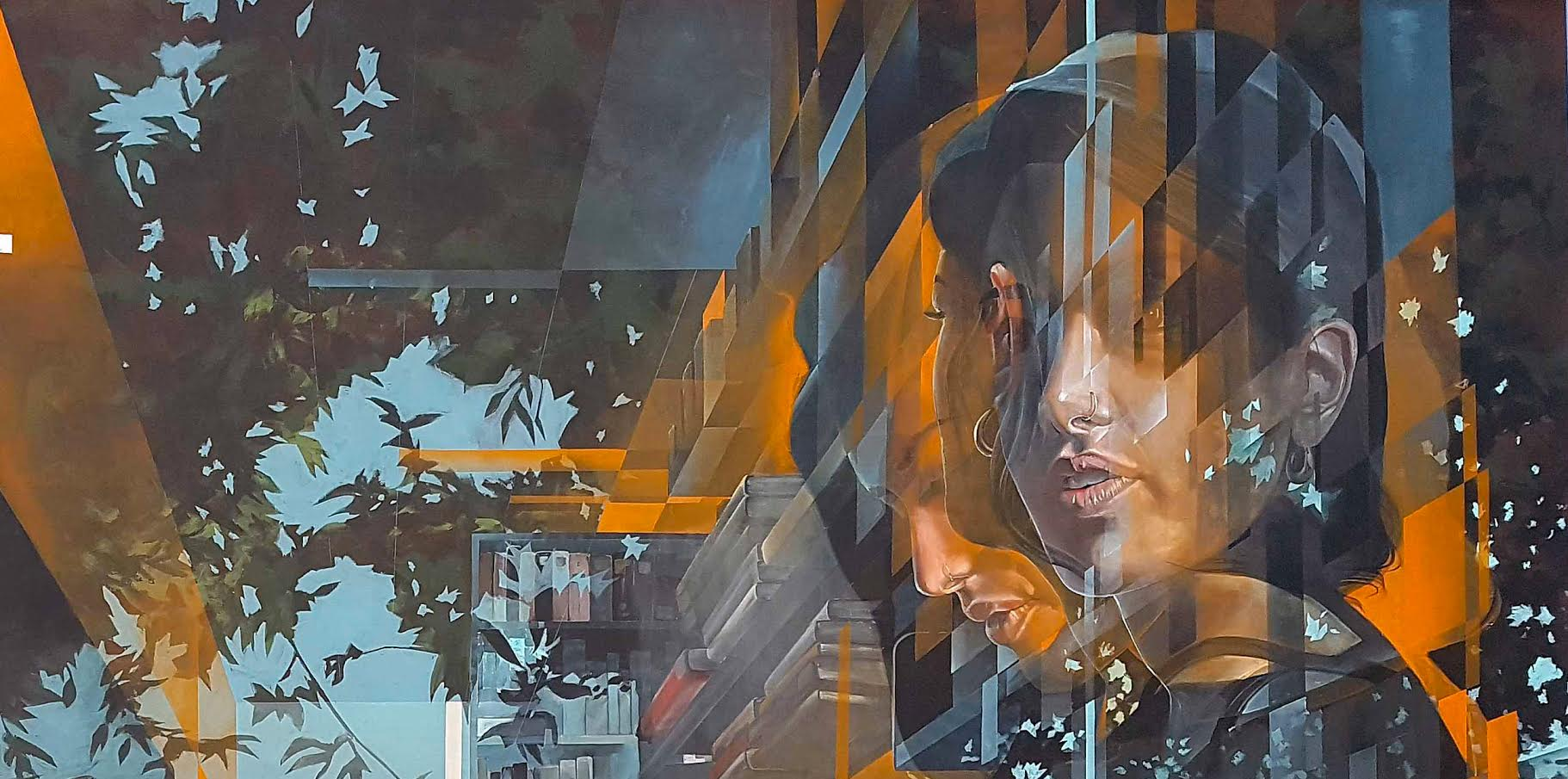 APC – New mural by VESOD in Turin, Italy Artes & contextos vesod4