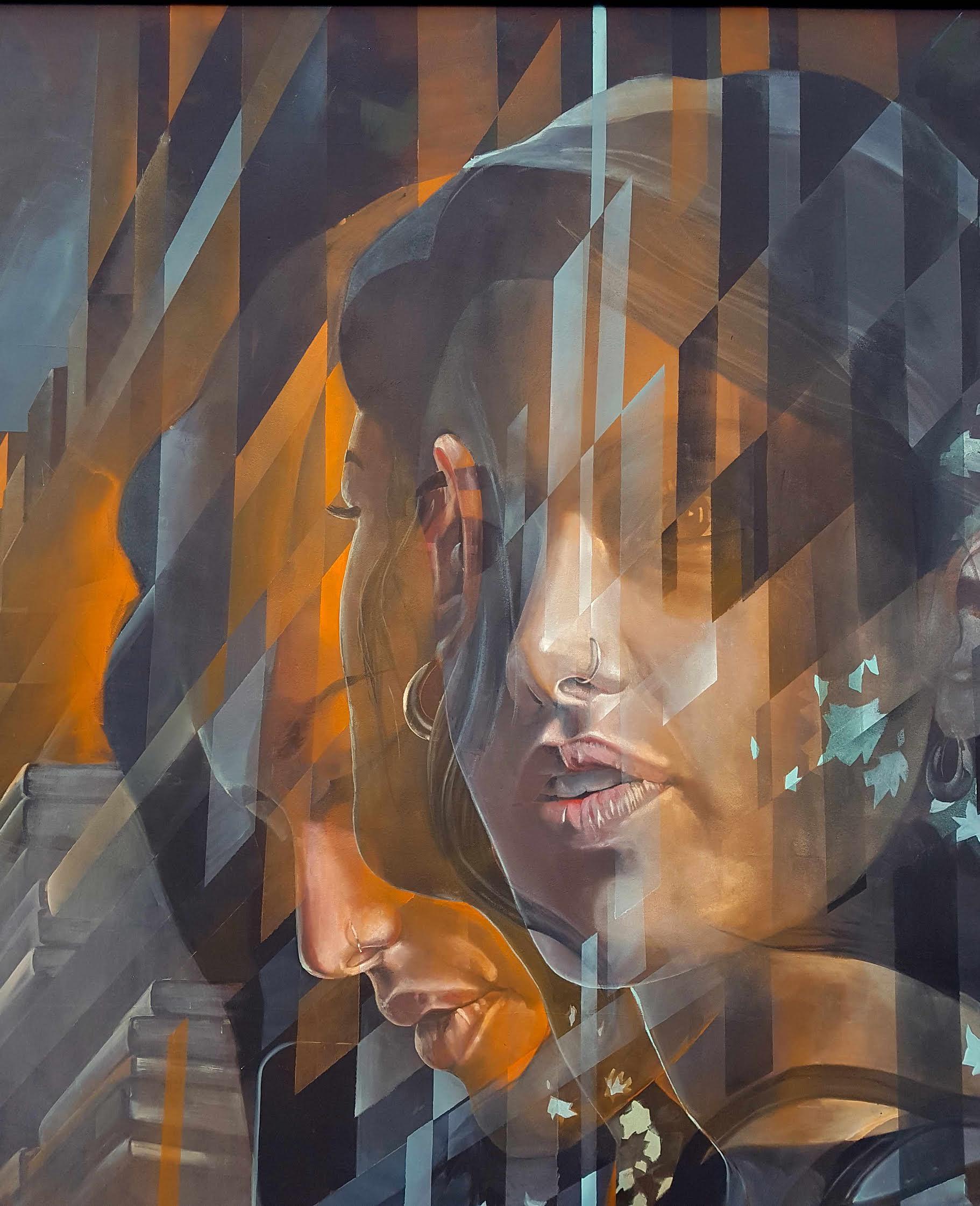 APC – New mural by VESOD in Turin, Italy Artes & contextos vesod5