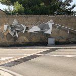 Soda latest intervention in Santa Croce di Magliano, Italy