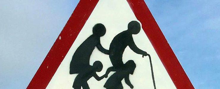 Banksy in Clevedon, UK