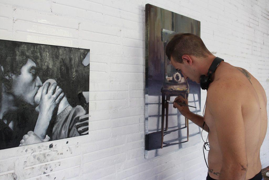 Creença (Belief) Art Residency in Spain Artes & contextos CREENCA Sasha Bogojev02