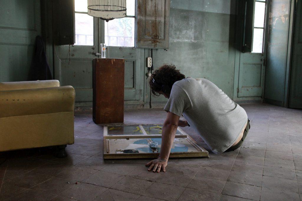 Creença (Belief) Art Residency in Spain Artes & contextos CREENCA Sasha Bogojev03