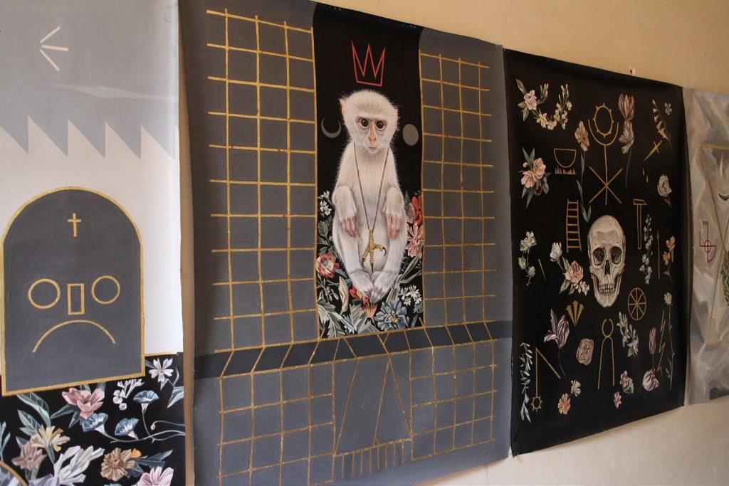 Creença (Belief) Art Residency in Spain Artes & contextos CREENCA Sasha Bogojev06
