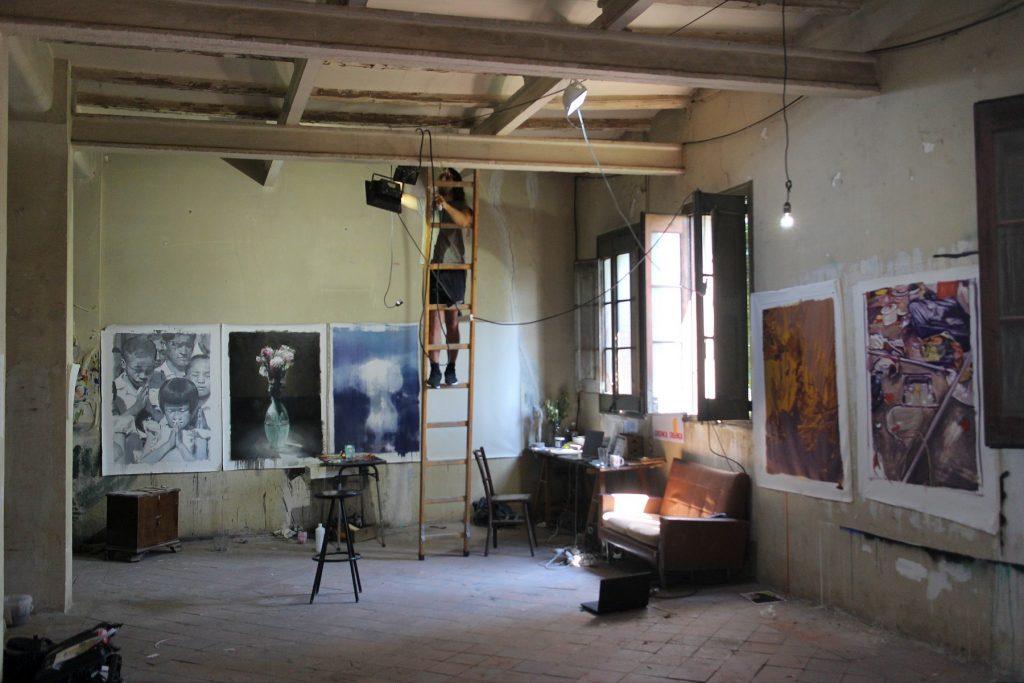 Creença (Belief) Art Residency in Spain Artes & contextos CREENCA Sasha Bogojev11