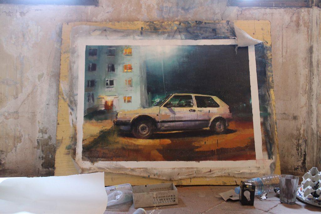 Creença (Belief) Art Residency in Spain Artes & contextos CREENCA Sasha Bogojev17