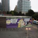"""Careless Whisper"" by D*Face in Seattle"