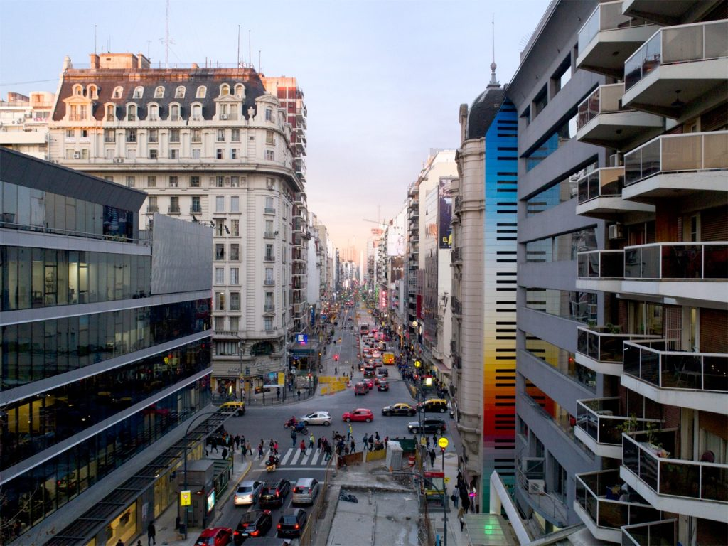 """""""64 tones of Buenos Aires"""" by Jorge Pomar in Argentina"""