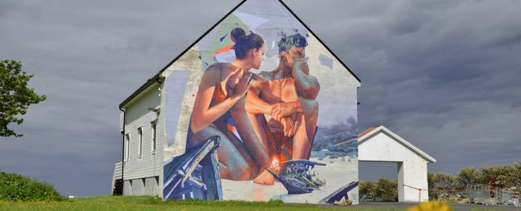 """No Matter the Wreckage"" by Telmo Miel in Norway"