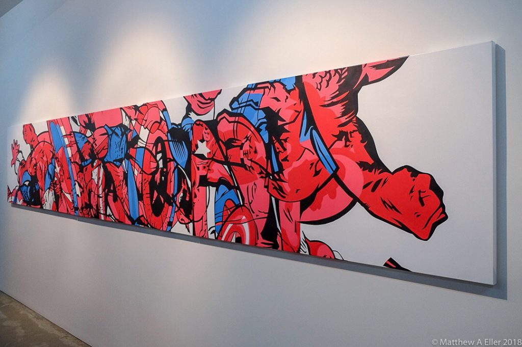 "Coverage – ASVP Solo Exhibition ""Super Matter"" at GR Gallery LES, NYC"