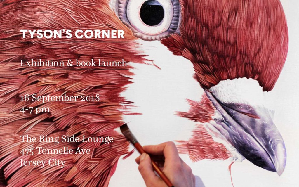 """Adele Renault """"Tyson's Corner"""" Exhibition – Jersey City"""