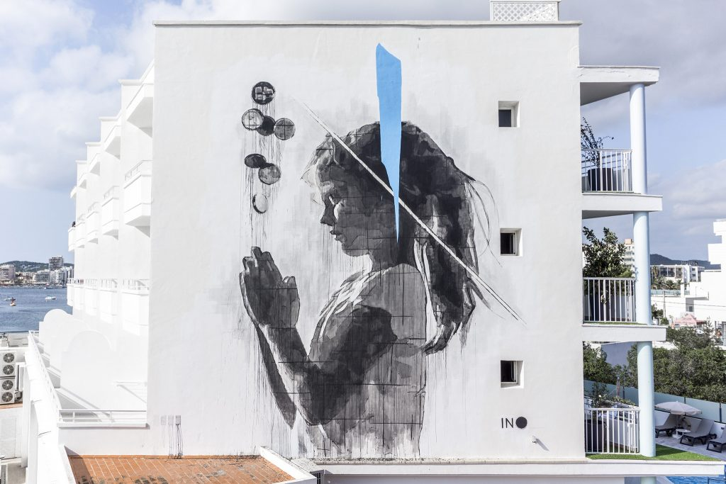 """Hopeless"" by INO in Ibiza"