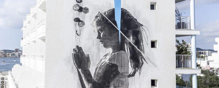 """""""Hopeless"""" by INO in Ibiza"""