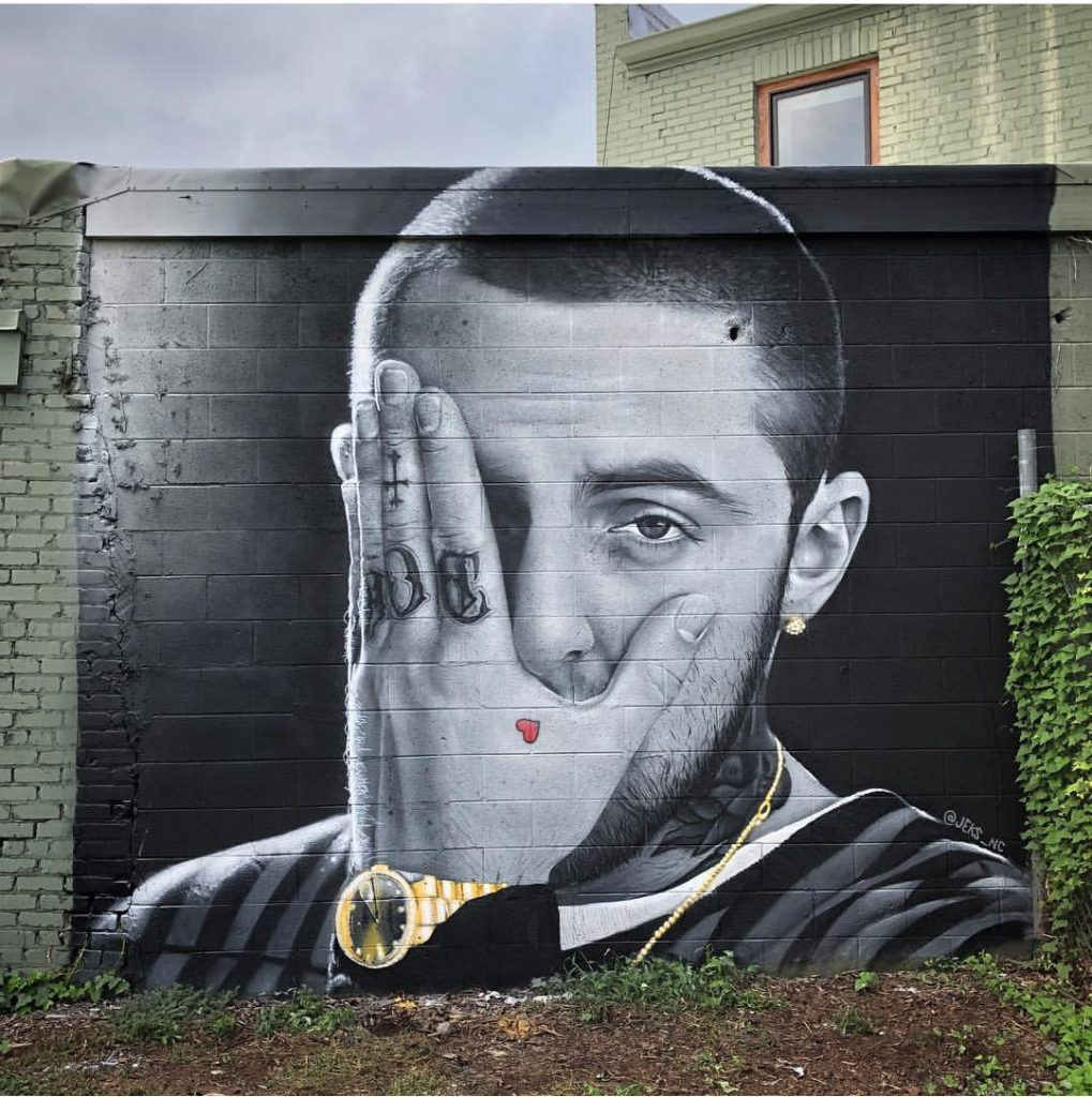 JEKS Pays Tribute To Mac Miller In Greensboro NC