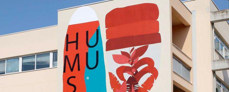 HUMUS by Giulio Vesprini in Fermo, Italy.