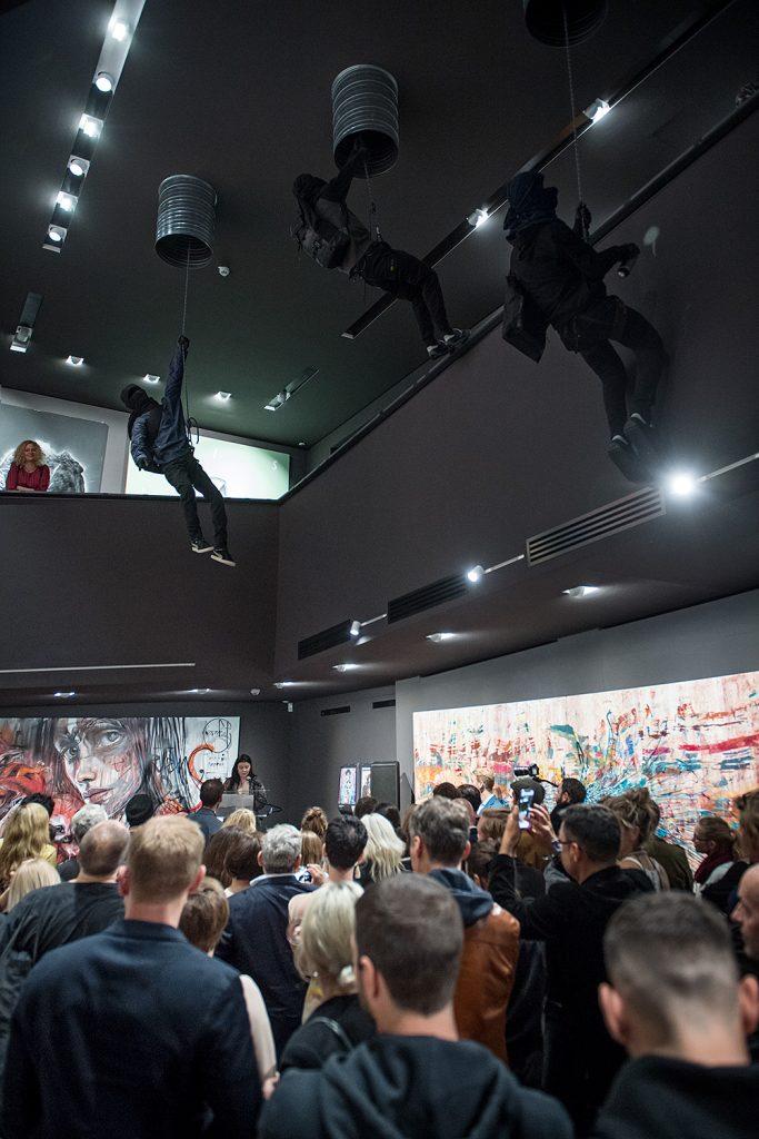 Urban Nation's – UN-derstand exhibition, Berlin Artes & contextos SD36619