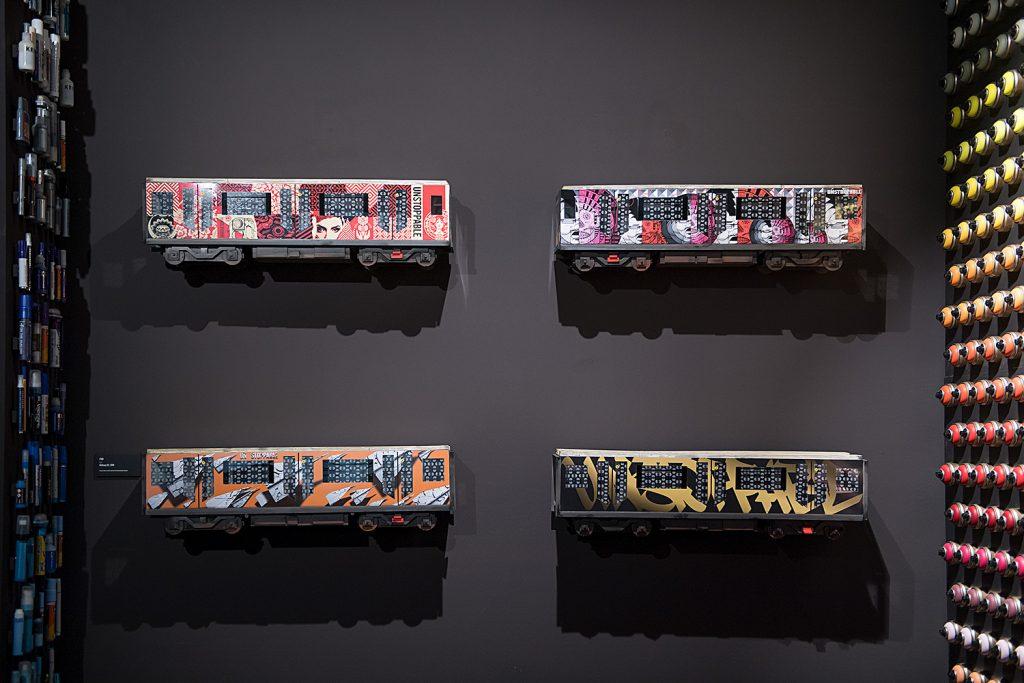 Urban Nation's – UN-derstand exhibition, Berlin Artes & contextos SD36818