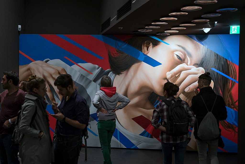 Urban Nation's – UN-derstand exhibition, Berlin Artes & contextos SD37080