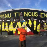 """And from here, Manu (Macron), Can you hear us ?"" by MTO in Miami"