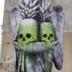 """Cupcake"" by Ludo in Paris, France"