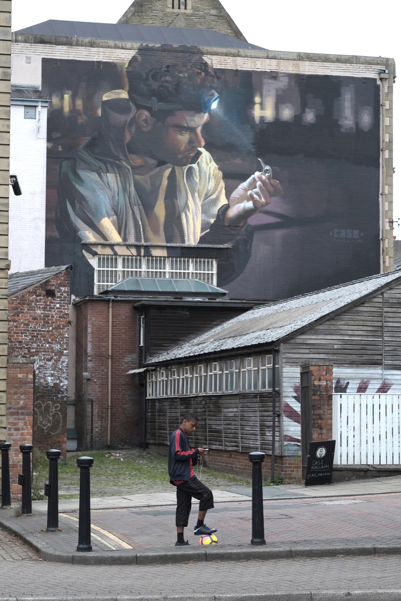 """The Origin Of Things"" by Case Ma'Claim in Blackburn, UK Artes & contextos blackburn"