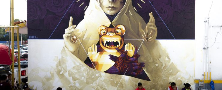 INTI unveils several new murals in South America