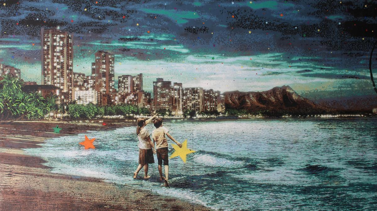 RoamCouch in Honolulu, Hawaii Artes & contextos 1