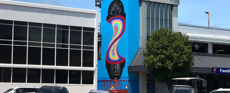 Gina Kiel in Whangarei, New Zealand