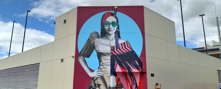 """Selenaia"" by Fin Day in Whangārei, New Zealand"