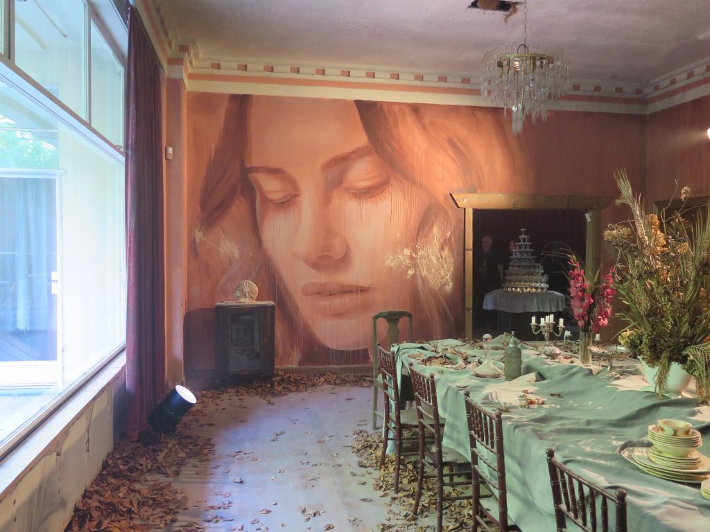 "RONE unveils ""Empire"", a stunning project in Melbourne"