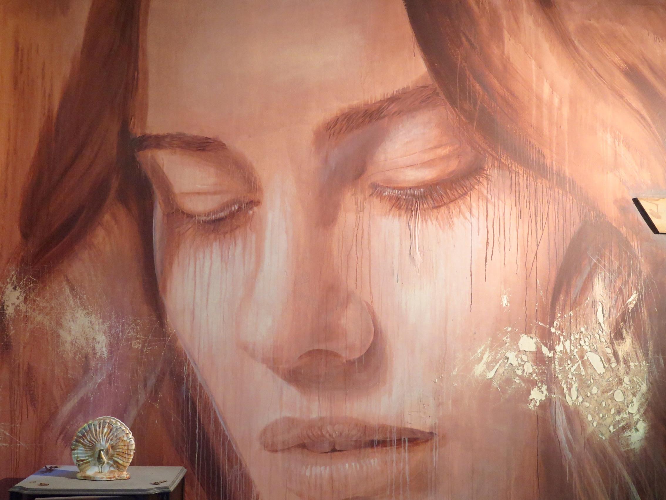 "RONE unveils ""Empire"", a stunning project in Melbourne Artes & contextos deansunshine landofsunshine melbourne streetart graffiti streetartnews RONE empire 1"