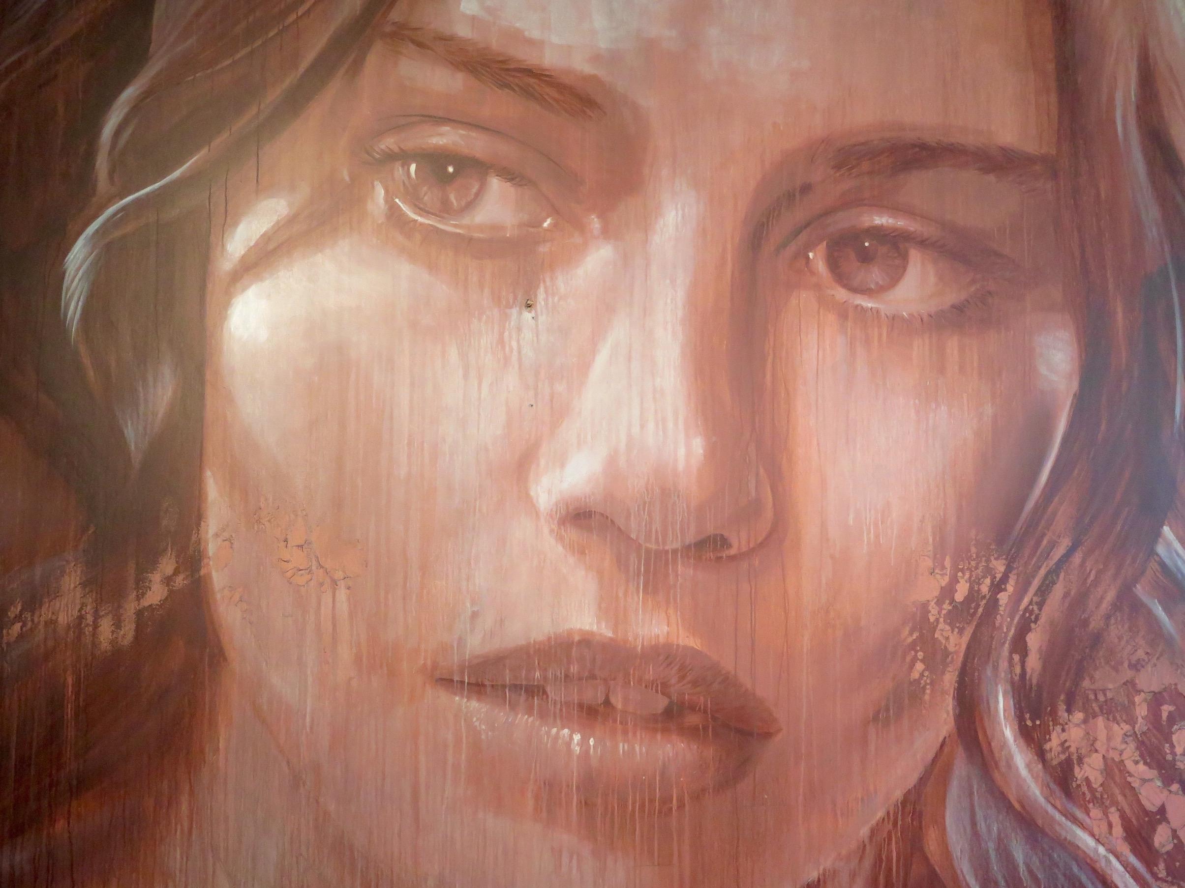 "RONE unveils ""Empire"", a stunning project in Melbourne Artes & contextos deansunshine landofsunshine melbourne streetart graffiti streetartnews RONE empire 6"