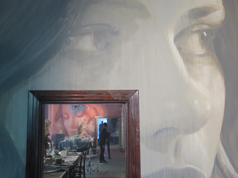 "RONE unveils ""Empire"", a stunning project in Melbourne Artes & contextos deansunshine landofsunshine melbourne streetart graffiti streetartnews RONE empire 7.2"