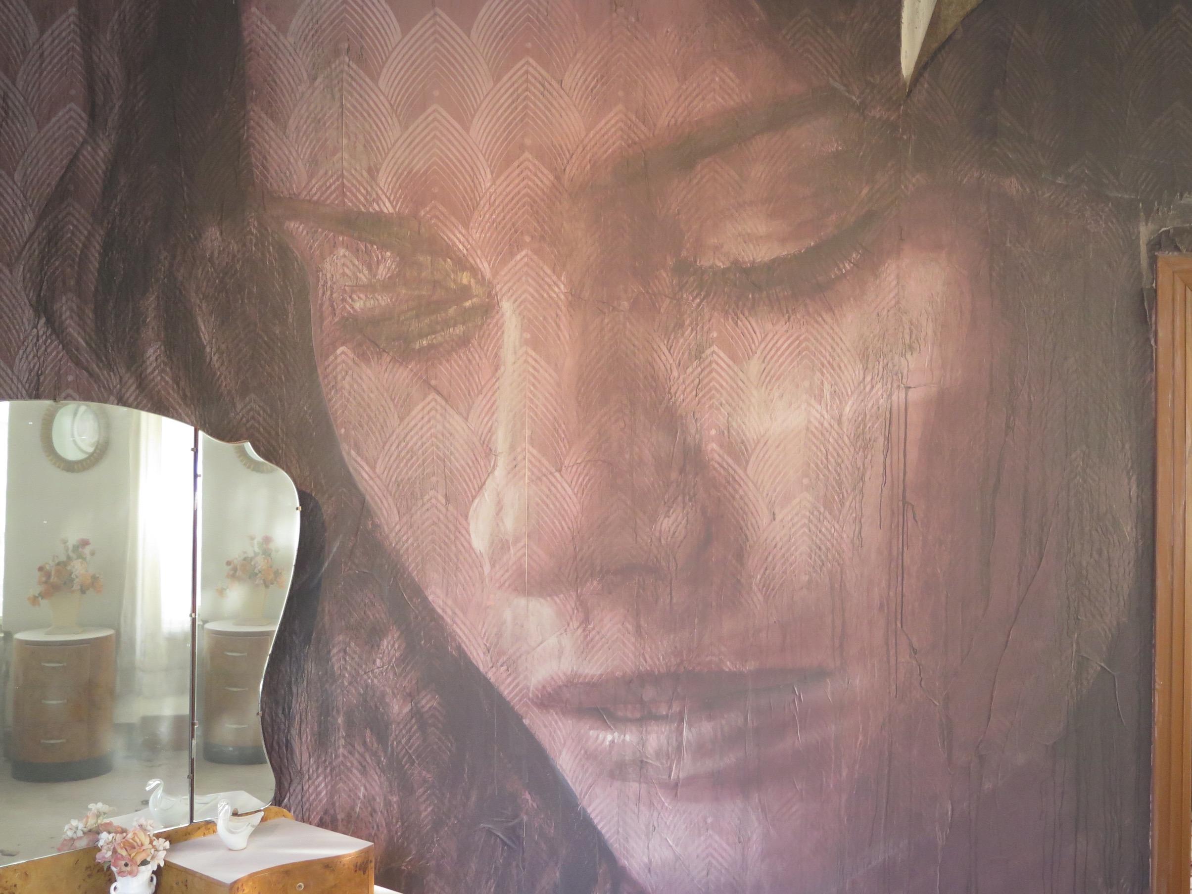 "RONE unveils ""Empire"", a stunning project in Melbourne Artes & contextos deansunshine landofsunshine melbourne streetart graffiti streetartnews RONE empire 9"