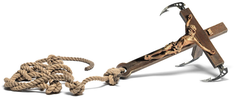 "Banksy ""Grappling Hook"" @ Bonham's London March 6th"