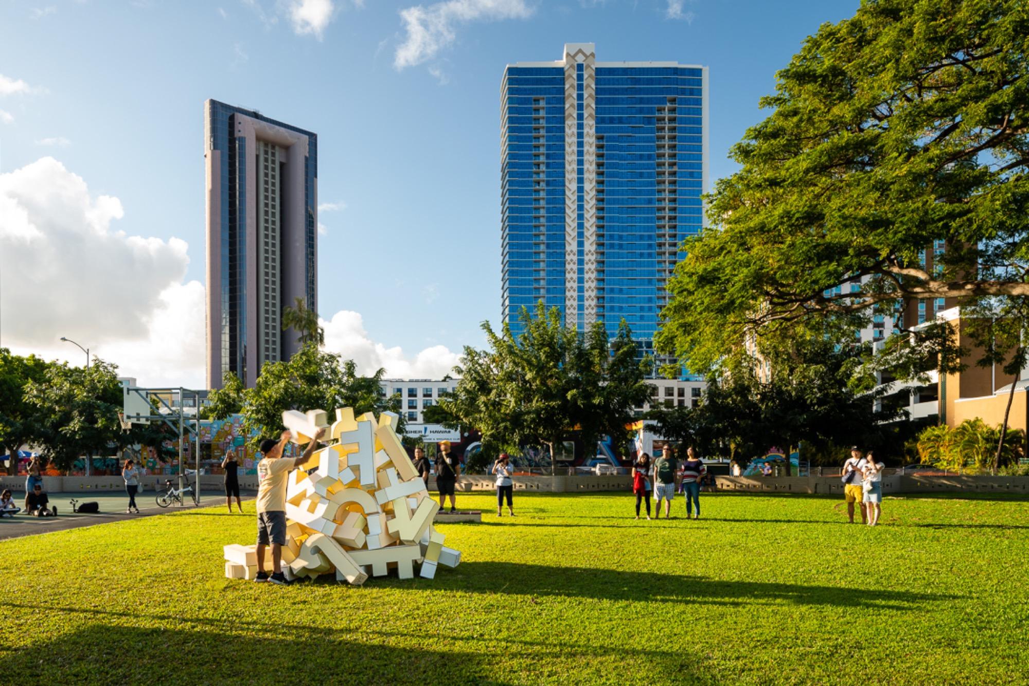Recap: POW! WOW! Hawaii 2019 Artes & contextos pwh2019 AaronDeLaCruz 01 bshigeta