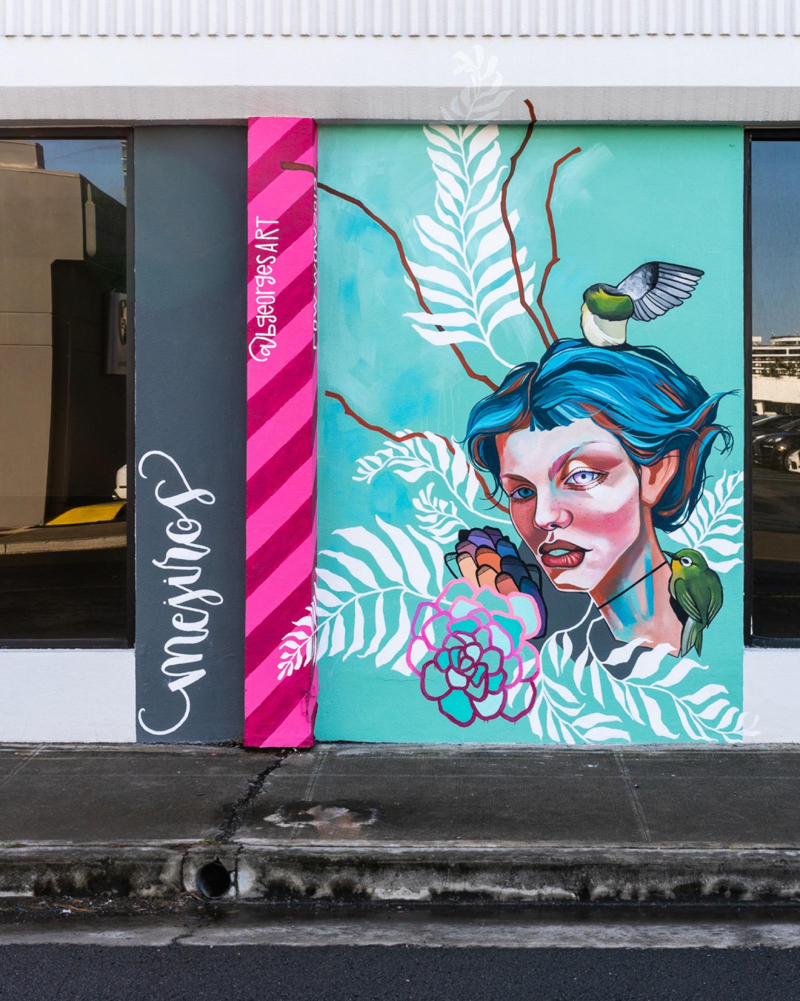 Recap: POW! WOW! Hawaii 2019 Artes & contextos pwh2019 BethanyGeorges bshigeta