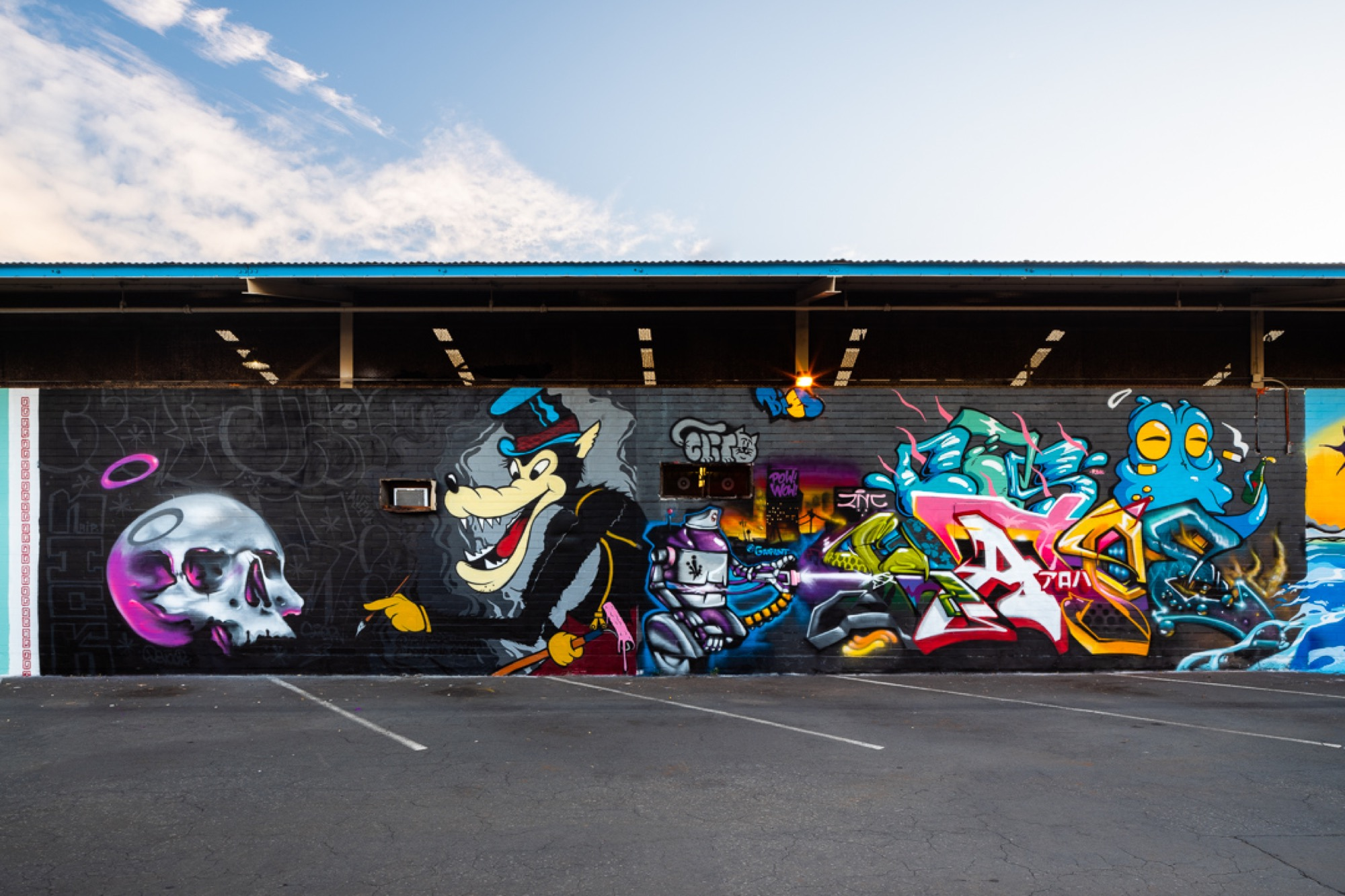 Recap: POW! WOW! Hawaii 2019 Artes & contextos pwh2019 Grace Jihad Katoe bshigeta