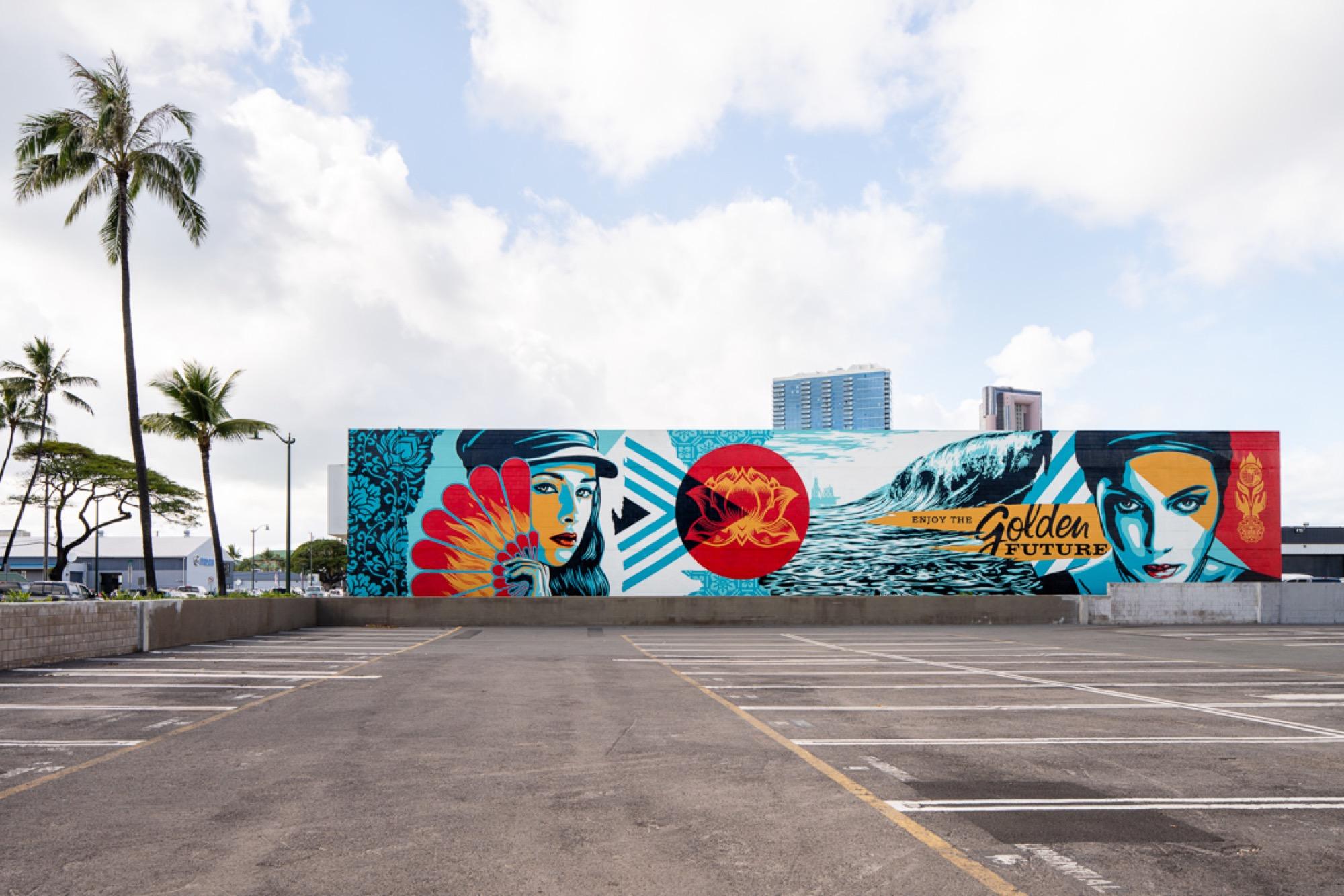 Recap: POW! WOW! Hawaii 2019 Artes & contextos pwh2019 ShepardFairey bshigeta