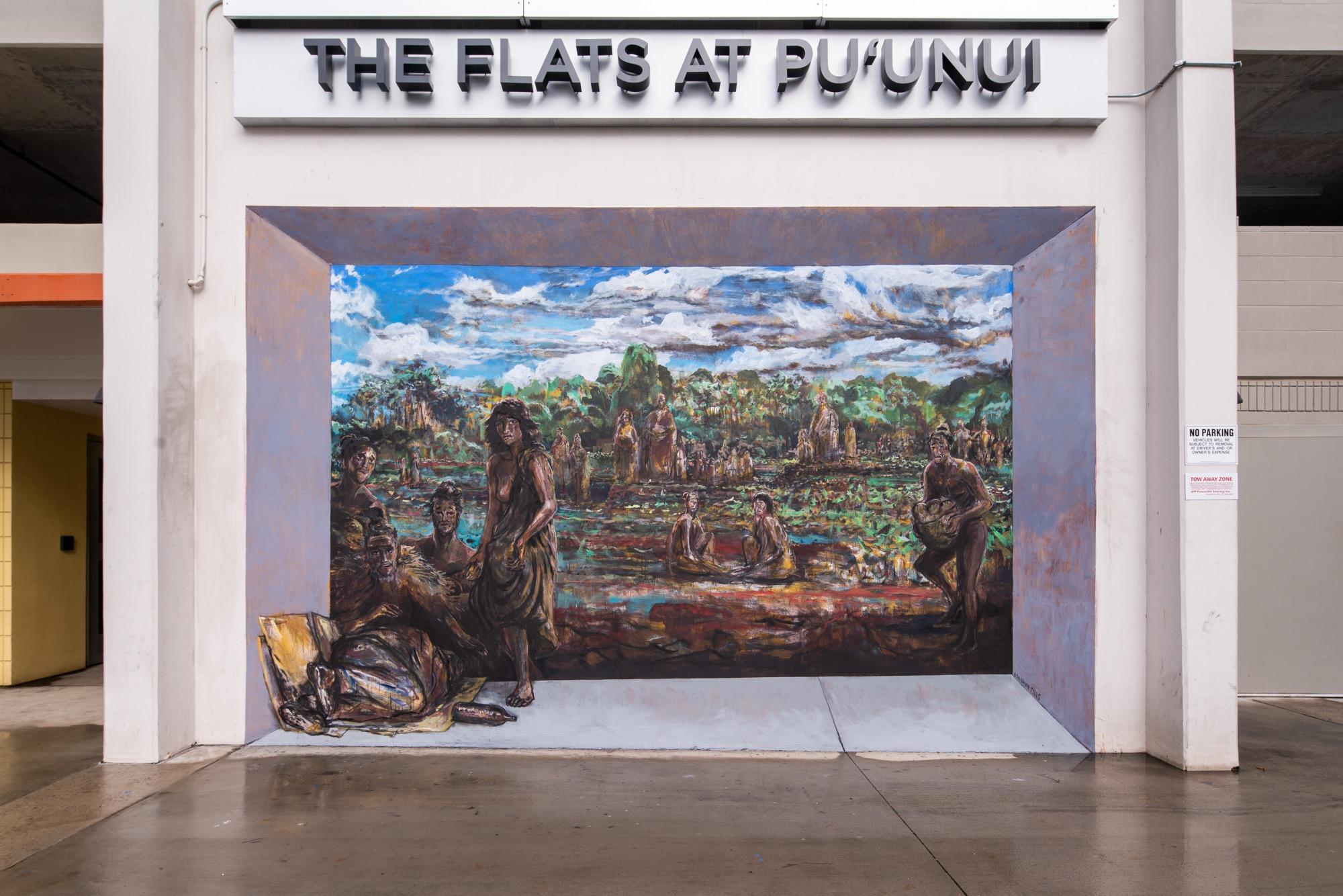 Recap: POW! WOW! Hawaii 2019 Artes & contextos pwh2019 SolomonEnos mrjasperwong