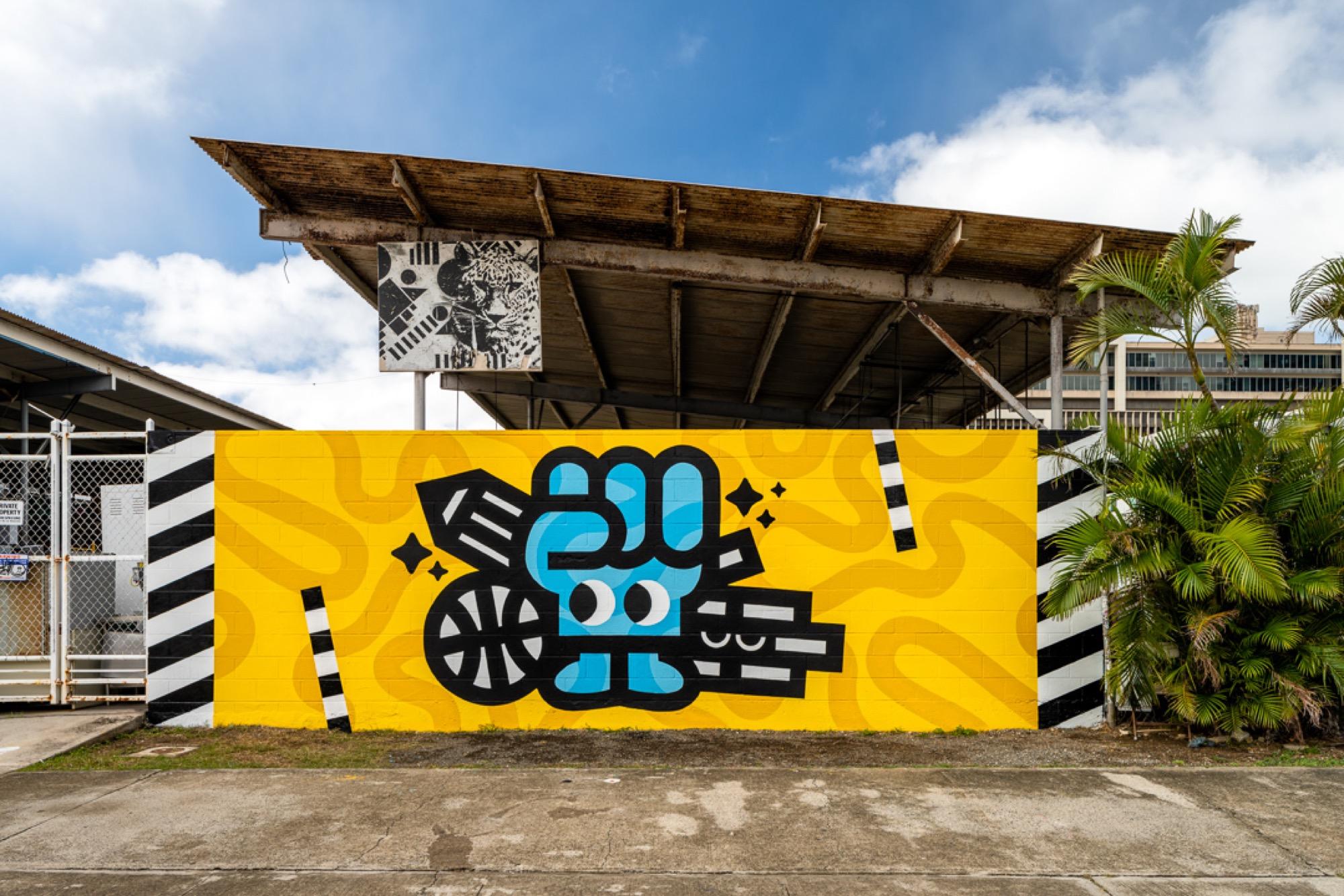 Recap: POW! WOW! Hawaii 2019 Artes & contextos