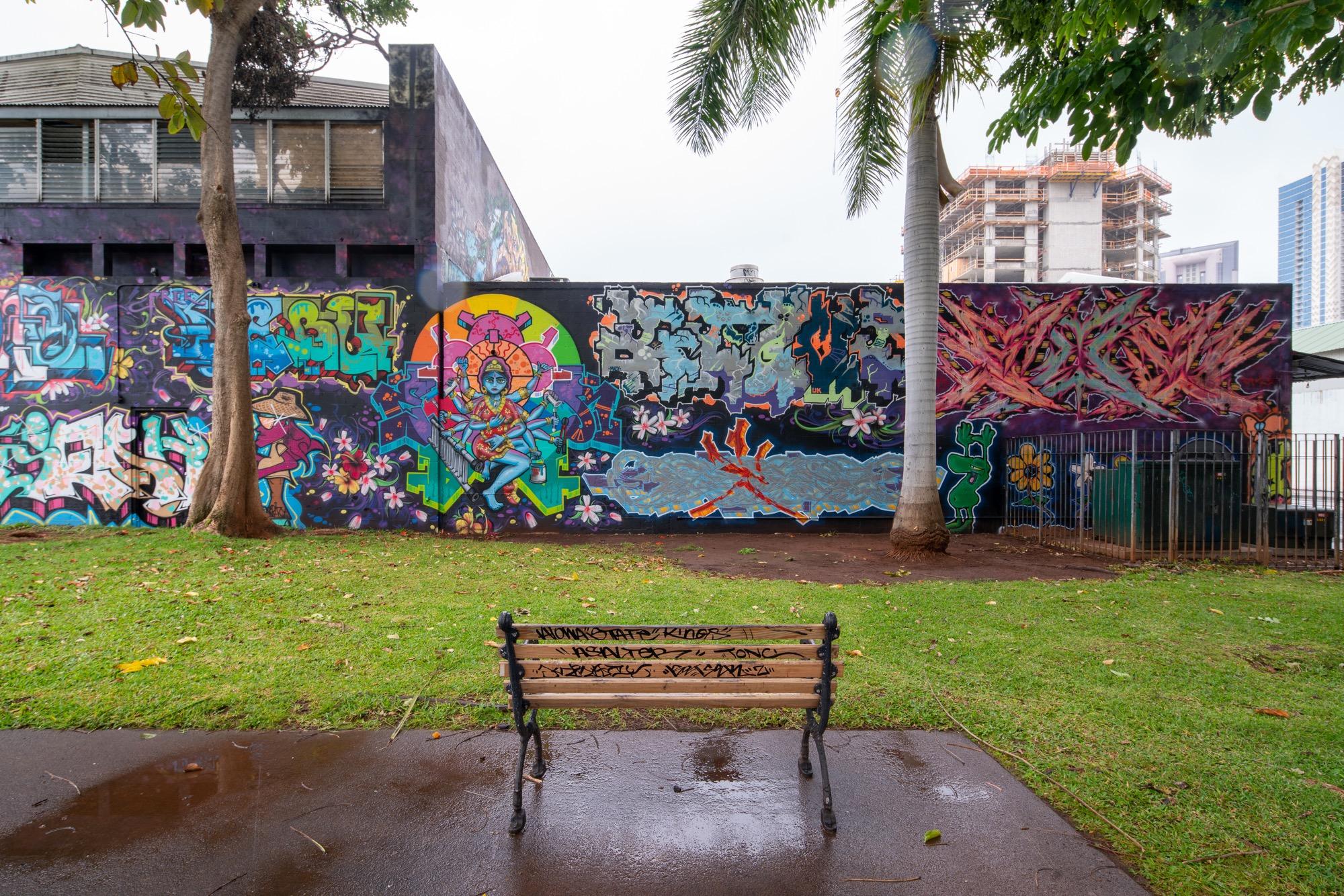 Recap: POW! WOW! Hawaii 2019 Artes & contextos pwh2019 UKCrew 01 mrjasperwong
