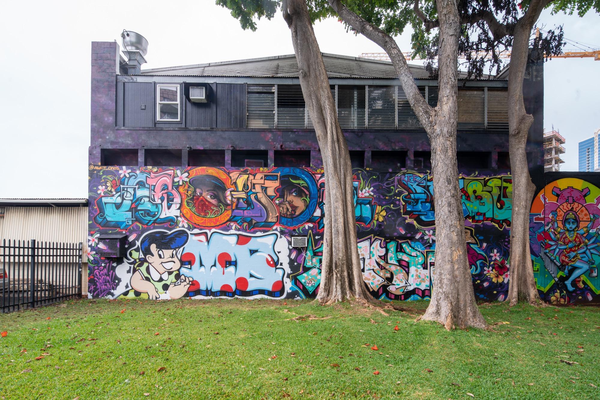 Recap: POW! WOW! Hawaii 2019 Artes & contextos pwh2019 UKCrew 02 mrjasperwong