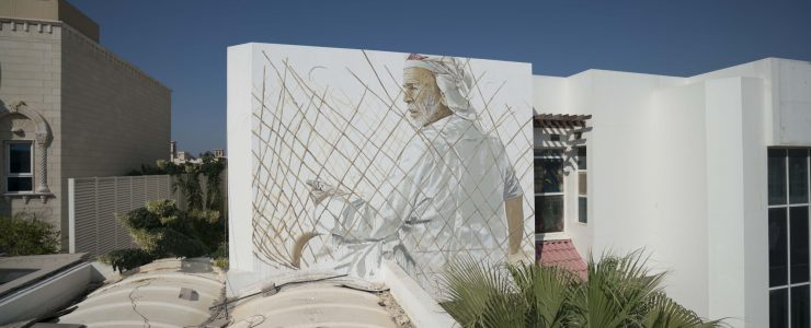 Fintan Magee in Dubai, UAE