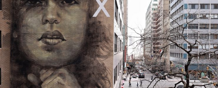 """""""Equalitas"""" by Faith47 in New York City"""