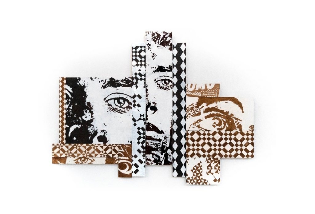 Felipe Pantone x Vhils for Configurable Art