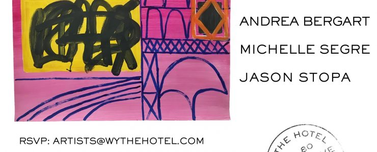 Wythe Hotel's April Art Exhibition opens in New York City tonight