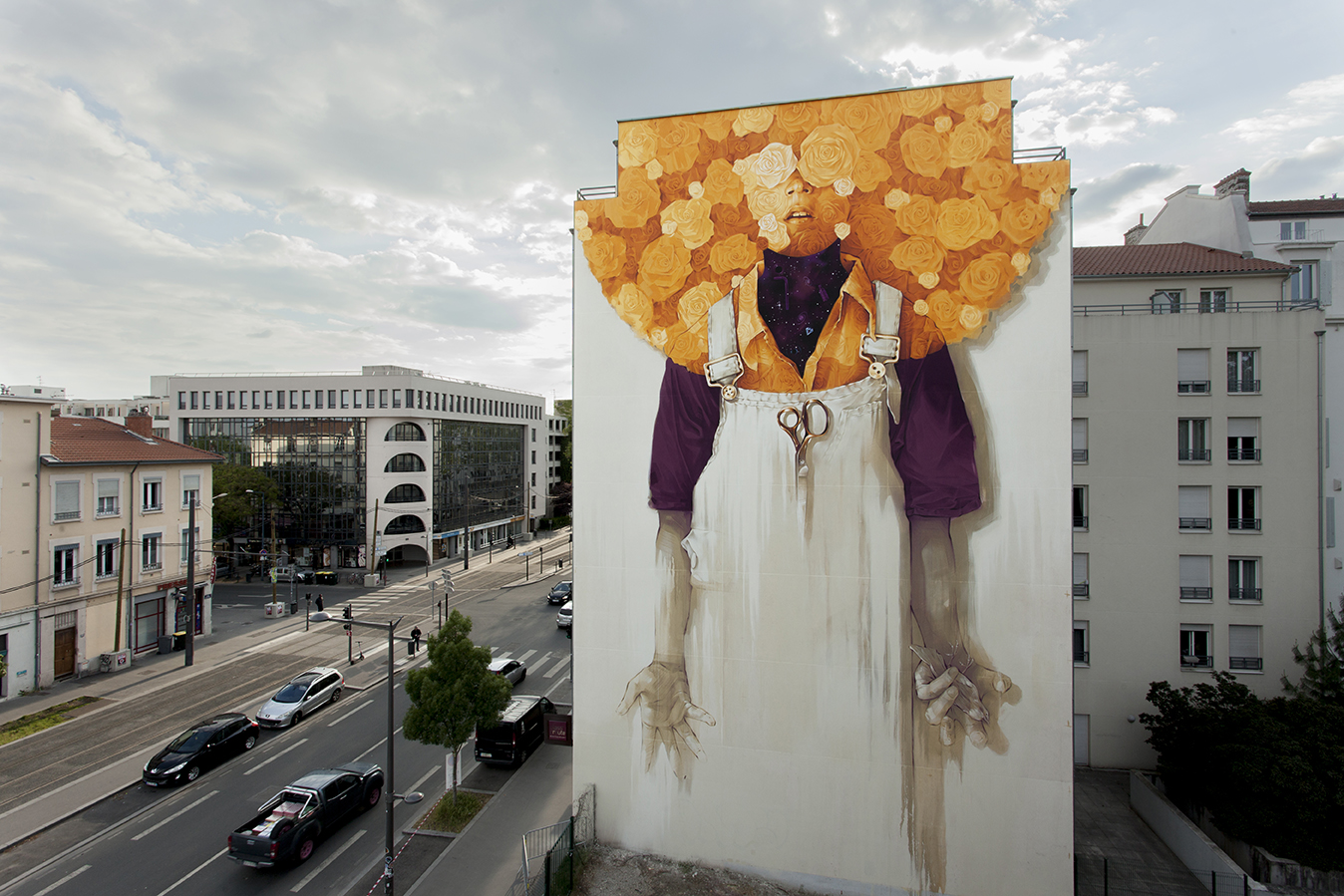 Large Outdoor Art