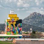 Titanes Project: Okuda, Bicicleta Sem Freio & Hell'o in Spain