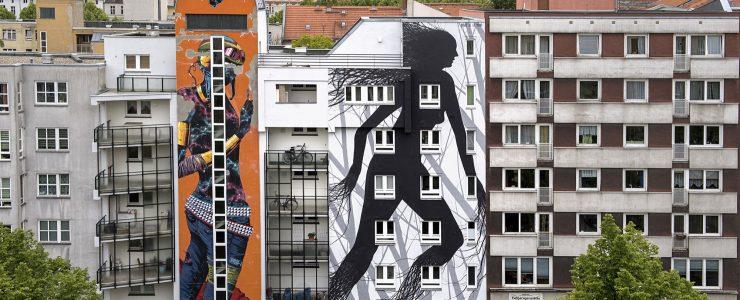 """""""Gray Habitat"""" by David De La Mano in Berlin"""