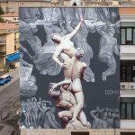 """""""Al suono delle trombe"""" by Ozmo in Italy"""